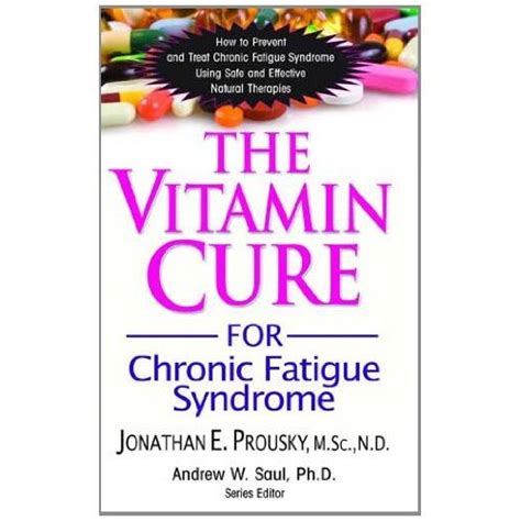 The Vitamin Cure For Chronic Fatigue Syndrome Pdf