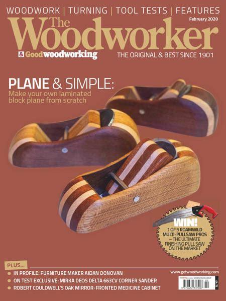 the woodworker woodturner Image