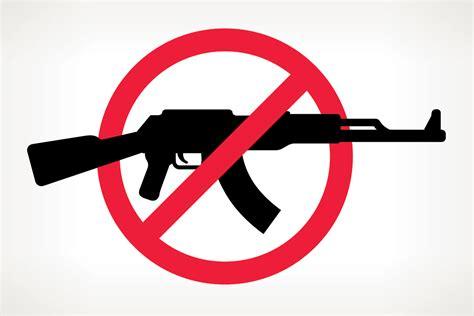 The Year Assault Rifle Ban