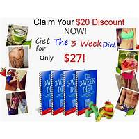 The 3 week diet affiliates making $48,000 daily! updated for 2016! comparison