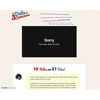 Best the 3 week diet en espanol es el proximo venus factor? online