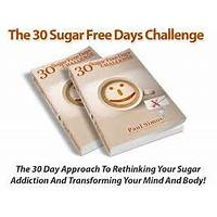Compare the 30 sugar free days challenge