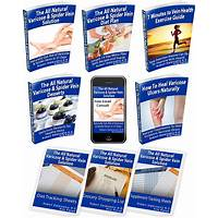 The all natural varicose & spider vein solution: high converting offer reviews