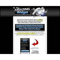 The amazing widget system *$15k cash prizes* by bryan winters promo