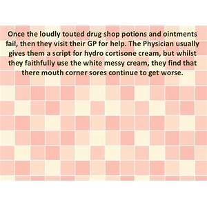 The baldwin cure cure your angular cheilitis scam