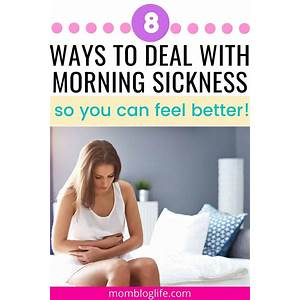 Coupon code for the best help for morning sickness