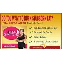 The beta switch: stubborn fat loss for women programs