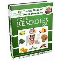 Buying the big book of home remedies