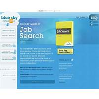 The blue sky guide to job search promotional codes