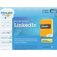 Cheapest the blue sky guide to linkedin