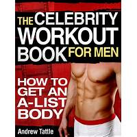 The celebrity workout book for men guide