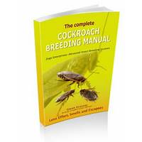 The complete cockroach breeding manual is bullshit?