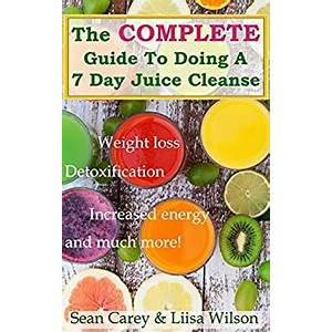 The complete guide to doing a 7 day juice cleanse! coupon codes