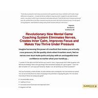 Best the consistency code mental game coaching system online