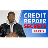 The credit repair secret cheap