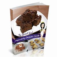The dessert angel healthy desserts cookbook that works