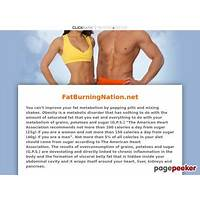 The easiest way to burn fat by oskar levsky fat burning nation instruction