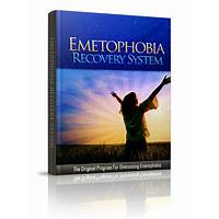 What is the best the emetophobia recovery system?