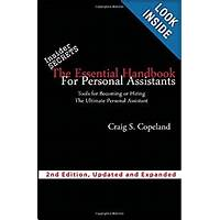 The essential handbook for personal assistants free trial