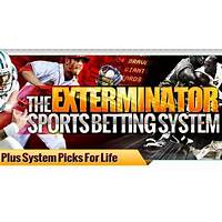 The exterminator sports betting system by author of the #1 system promo code