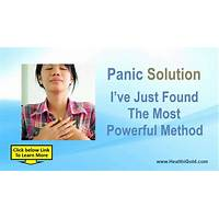 The fast panic solution coupon codes