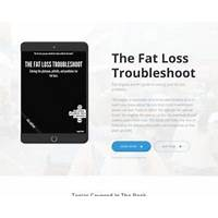 The fat loss troubleshoot best selling fat loss product! scam?