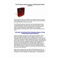 Discount the fx agency advisor 3 forex trading system for mt4!! special price