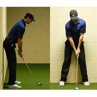 The golf swing test coupon