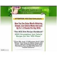 The hcg diet recipe handbook 200 hcg phase recipes scam?