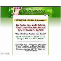The hcg diet recipe handbook 200 hcg phase recipes technique