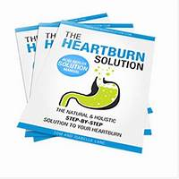 The heartburn solution program is bullshit?