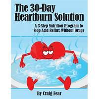 The heartburn solution program promo
