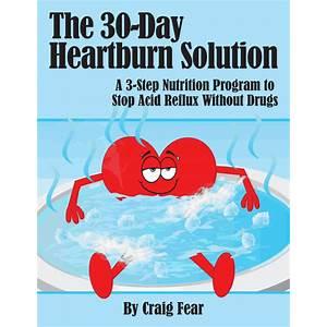Buy the heartburn solution program