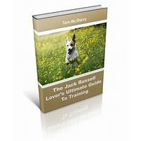 The jack russell lover's ultimate guide to training online coupon