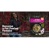 What is the best the keto beginning & fat fueled programs easy sales huge % earn 20k?