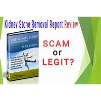 The kidney stone removal report new 1 click upsell! promo codes