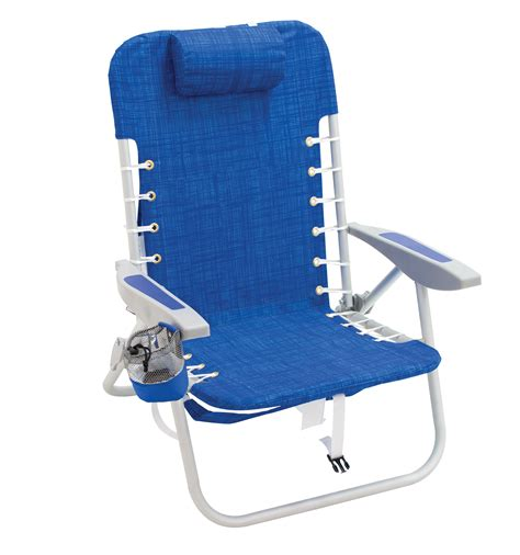 The lace up chair Image