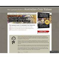 Coupon code for the laymans guide to australian coin values