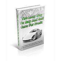 The lazy way to buy and sell cars for profit 50% commission is it real?