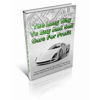 The lazy way to buy and sell cars for profit 50% commission review