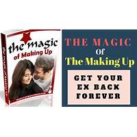 The magic of making up get your ex back promo codes