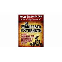 The manifesto of strength tips