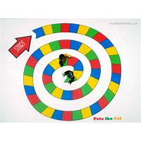 Cash back for the math board games book printable math games