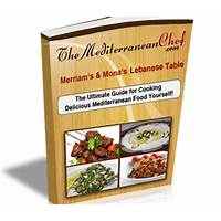 The mediterranean chef merriam and mona's lebanese table discount