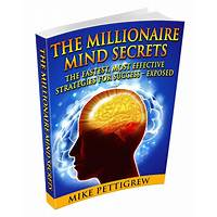 The millionaire mind secrets success program guides