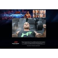 Discount the muscle matrix solution