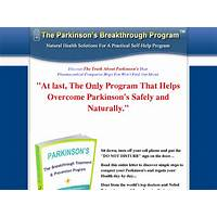 The parkinson's reversing breakthrough *high conversions rates specials