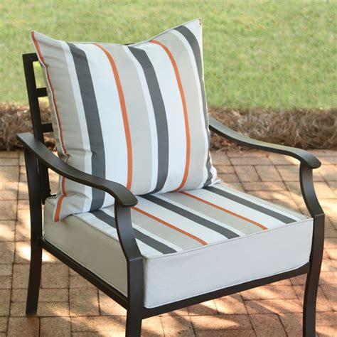 The patio furniture cushions Image