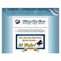 Best the play piano by ear audio course plus 21 master class sessions!