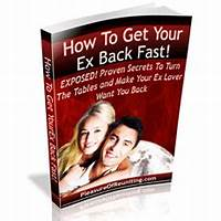 The pleasure of reuniting (get your ex back promo